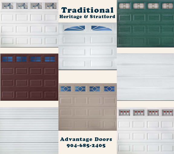 Amarr Garage Doors   Traditional Steel